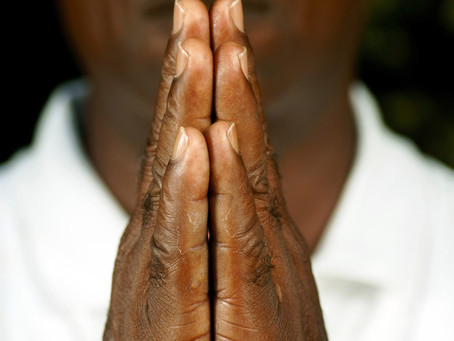 Five Practical Reasons Why I Pray