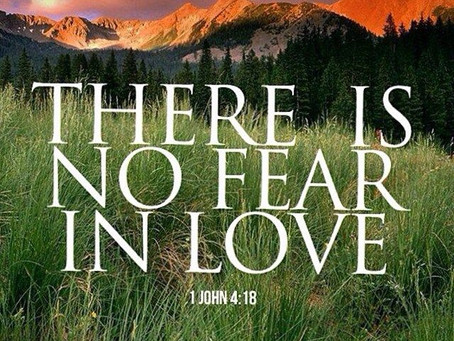 Preserved by Purpose: No Fear in Love