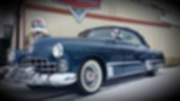 Cabriolet Cadillac1947