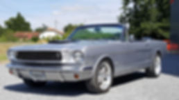 Ford Mustang Cabriolet1966