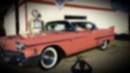 Cadillac Coupé De Ville1958