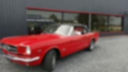 Ford Mustang de 1964