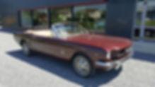 Mustang 1965 Cab