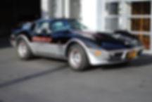Corvette Pace Car 1978