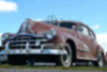 Pontiac silver streack 1947