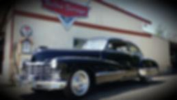Cadillac sedanette 1947