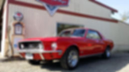 Ford Mustang code S 1967