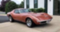 Chevrolet Corvette cabriolet 1969