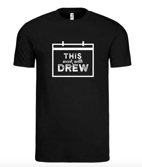 This Week With Drew Logo - MENS