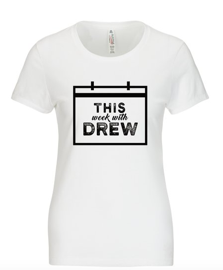 This Week With Drew Logo - WOMENS