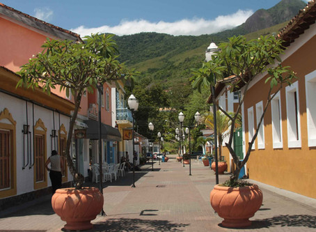 Vila - Centro Histórico