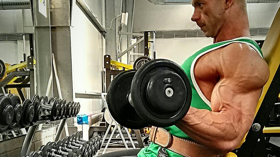 Artur Zimny - opieka treningowa - 4 tygodnie