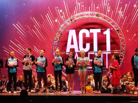 PSPA Dance Co. Competes at ACT I