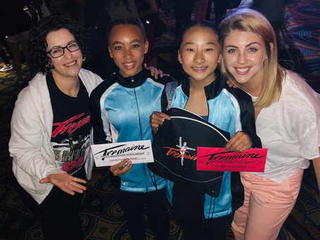 PSPA Competes at Tremaine