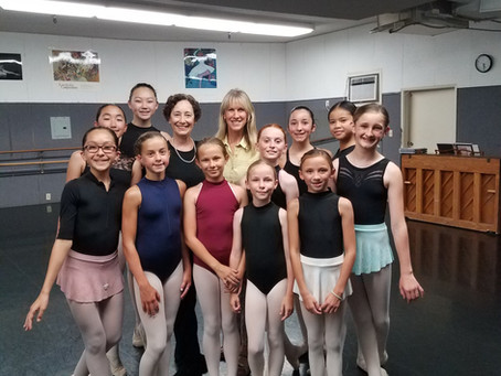 Master Classes with  Graciela Kozak