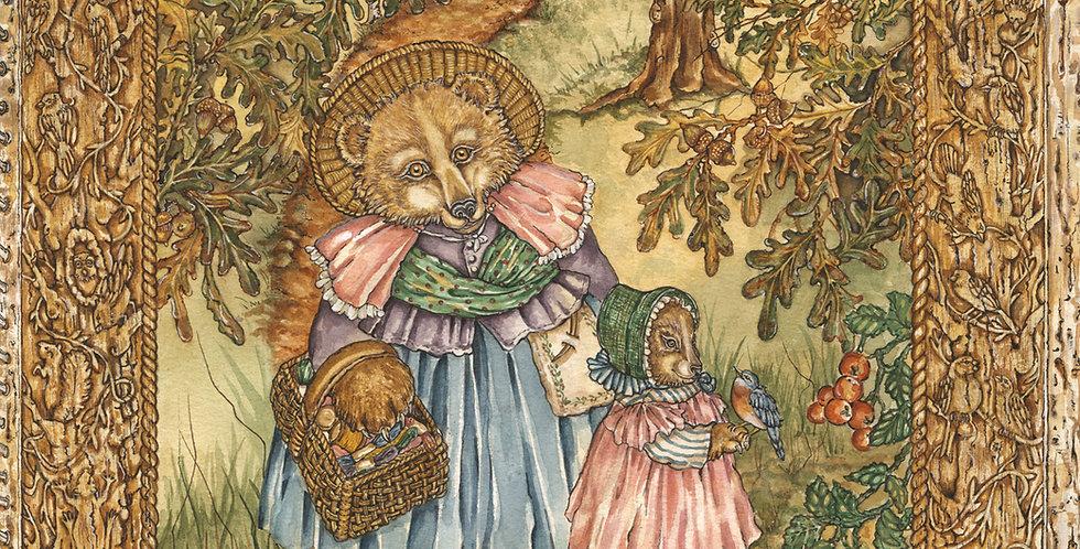 Mamsey Bear and Mopkin