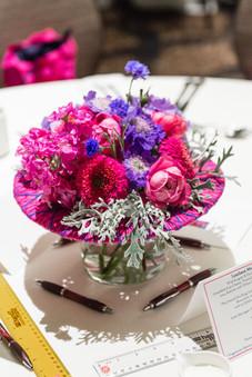 Sir Francis Drake Hotel - Flower Power Event