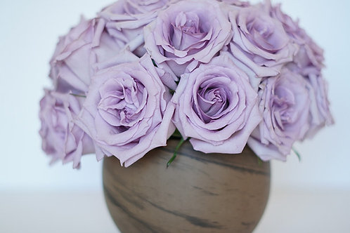 Lavender Rose Dome