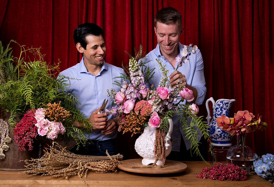 Flower shop San Francisco LGBTQ led Busi