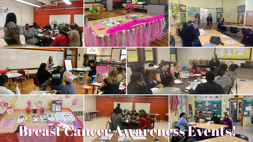 Breast Cancer Awareness Events! (2)