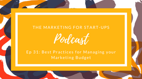 Best Practices for Managing your Marketing Budget