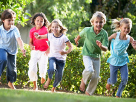 Spring Time Allergies and Children's Health