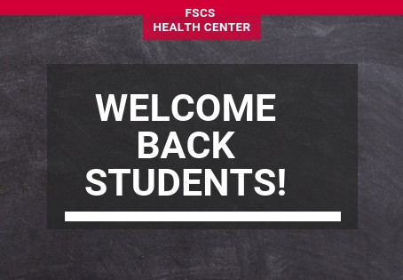 Welcome Back, Students! 2018
