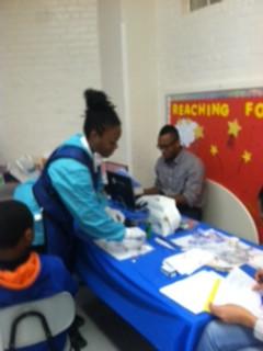 FSCS Health Center Activity