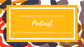Marketing for Growth: Strategy vs Tactics