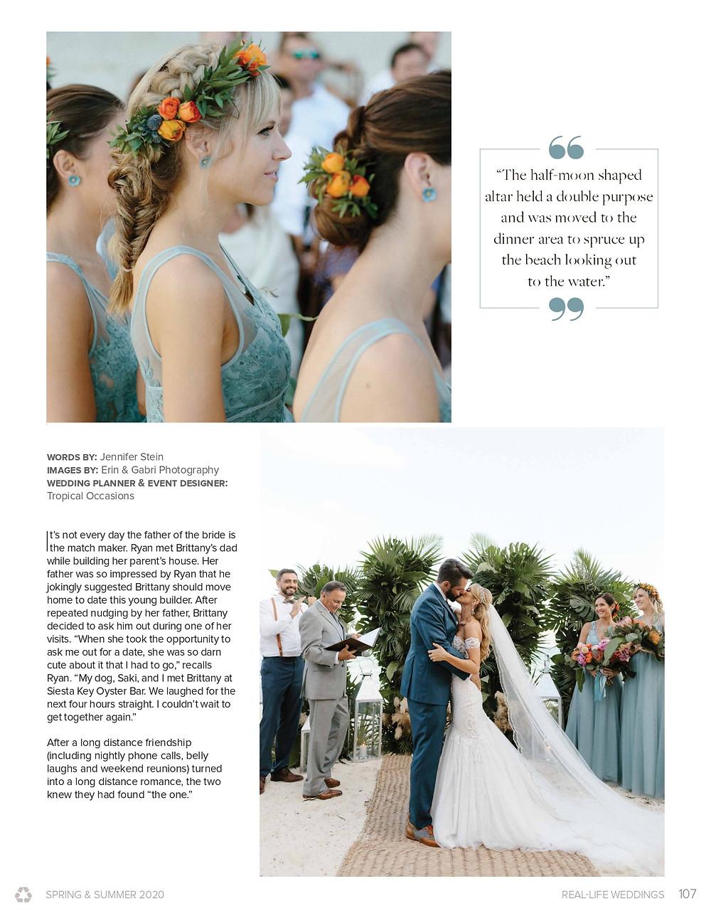 Brittany and Ryan wedding at Zorba & Mahayana private beachfront Tulum Mexico.