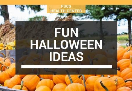A Happy, Healthy Halloween!