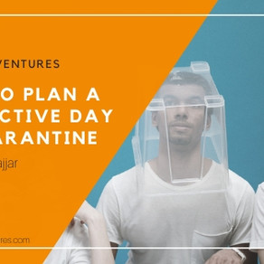 How to Plan a Productive Day in Quarantine