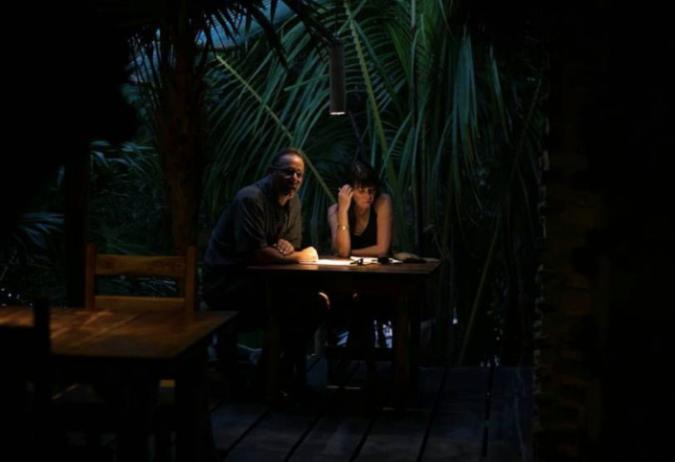 This romantic shot at Open Kitchen restaurant was discovered via Instagram @openkitchentulum, @amandiuxzw