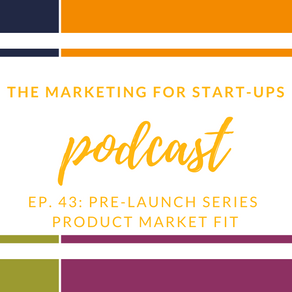 Pre-launch Series Product Market Fit