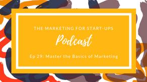Master the Basics of Marketing