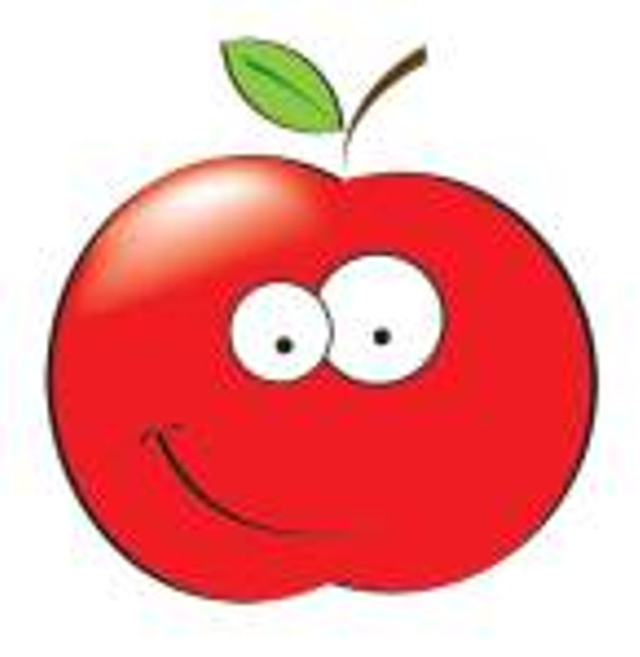 Apple-Cartoon