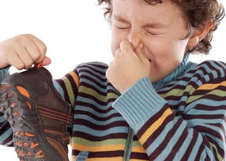 Smelly Feet?  We can help