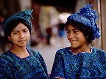 Traditional Mayan Dress