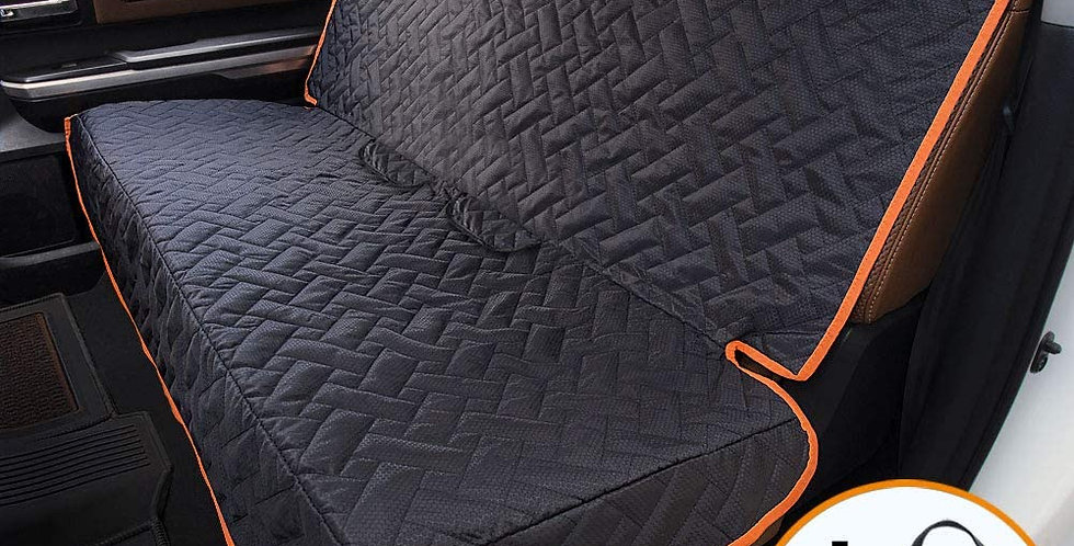 iBuddy Bench Car Seat Cover for Car/SUV/Small Truck