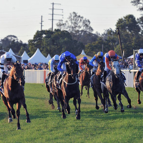 THREE-YEAR-OLDS HOLDING INTEREST AT SUNDAY MEETING