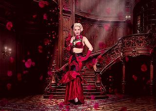 Poppy Cherry Melbourne Burlesque