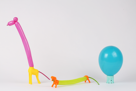 Balloon Toys | Savyon Begun