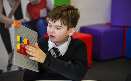 Braille Bricks  | Lego