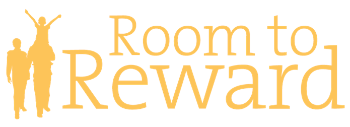 room to reward logo