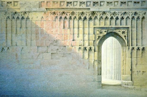 Pulpitum Screen, Croyland