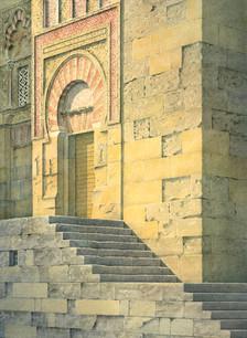 Entrance to the Mezquita, Cordoba