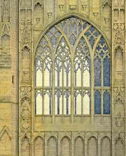 Lady Chapel windows, Ely Cathedral