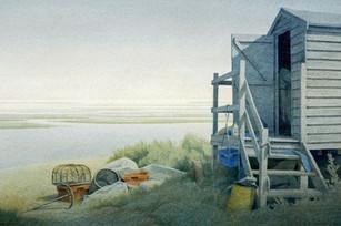 Fishermen's sheds, Brancaster III