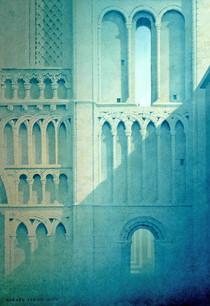 Castle Acre shadows