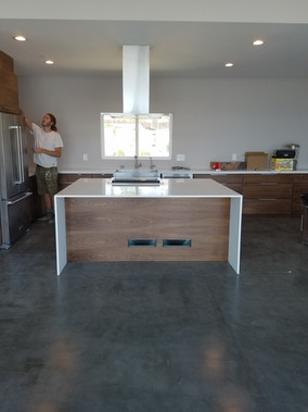 Del Cerro Kitchen Island